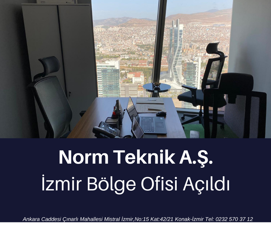 READY FOR İZMİR BRANCH OFFICE