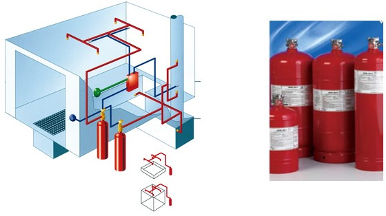 Dry Chemical Systems
