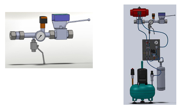 Water Mist Extinguishing Systems Systems Norm Teknİk A Ş