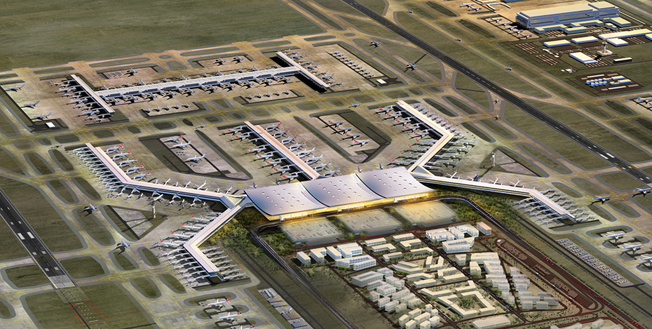 İSTANBUL NEW AIRPORT 2017