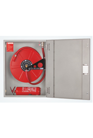 model-st12-yt-dk-recessed-fire-hose-cabinet-with-equipment-compartment