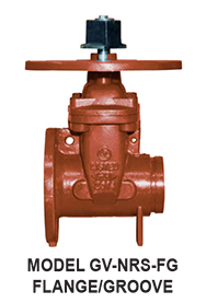 globe-model-gv-non-rising-stem-gate-valve